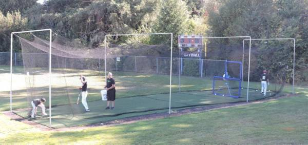 Jugs N1900 #9 Baseball Batting Cage Net (191 lb.) product image