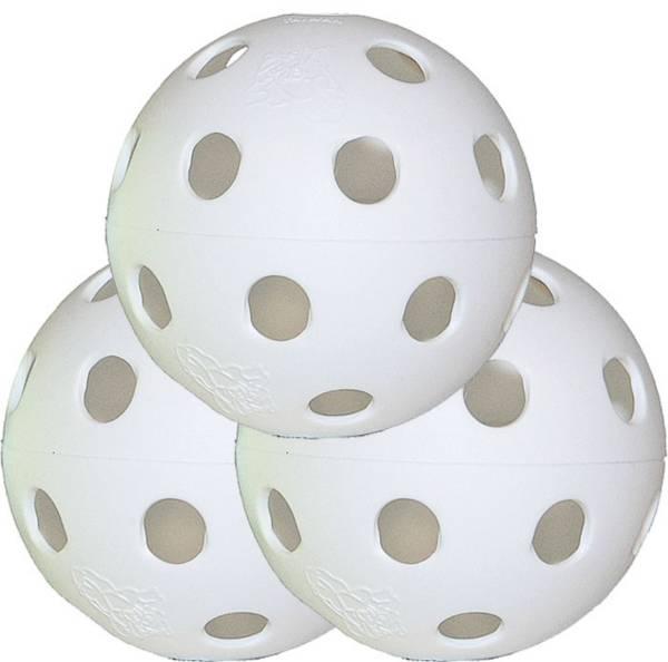 Jugs Bulldog White Poly Training Baseballs - 100 Pack product image