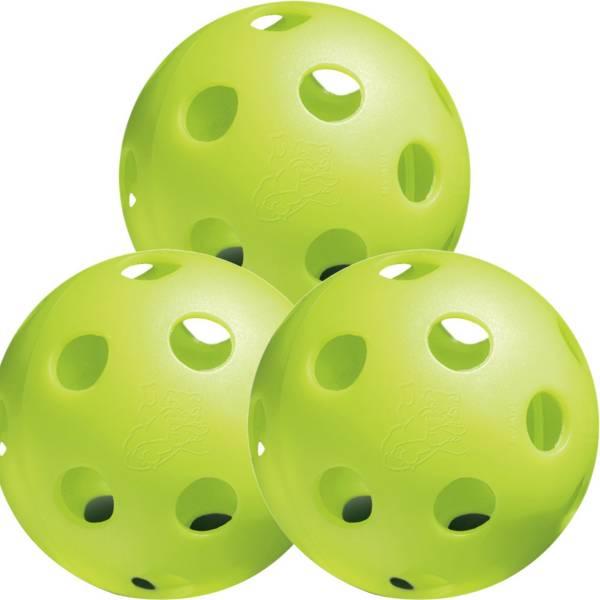 Jugs Bulldog Yellow Poly Training Baseballs - 100 Pack product image
