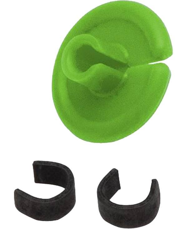 "OMP String Love 2.0 9/16"" Kisser Button – Black product image"