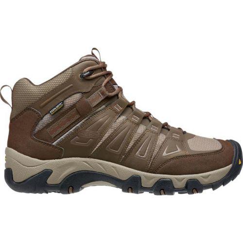 d3a95916562 KEEN Men s Oakridge Mid Waterproof Hiking Boots. noImageFound. Previous