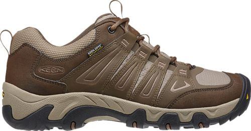 d6a9e2708e52 KEEN Men s Oakridge Waterproof Hiking Shoes