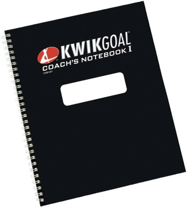 Kwik Goal Coach's Notebook I product image