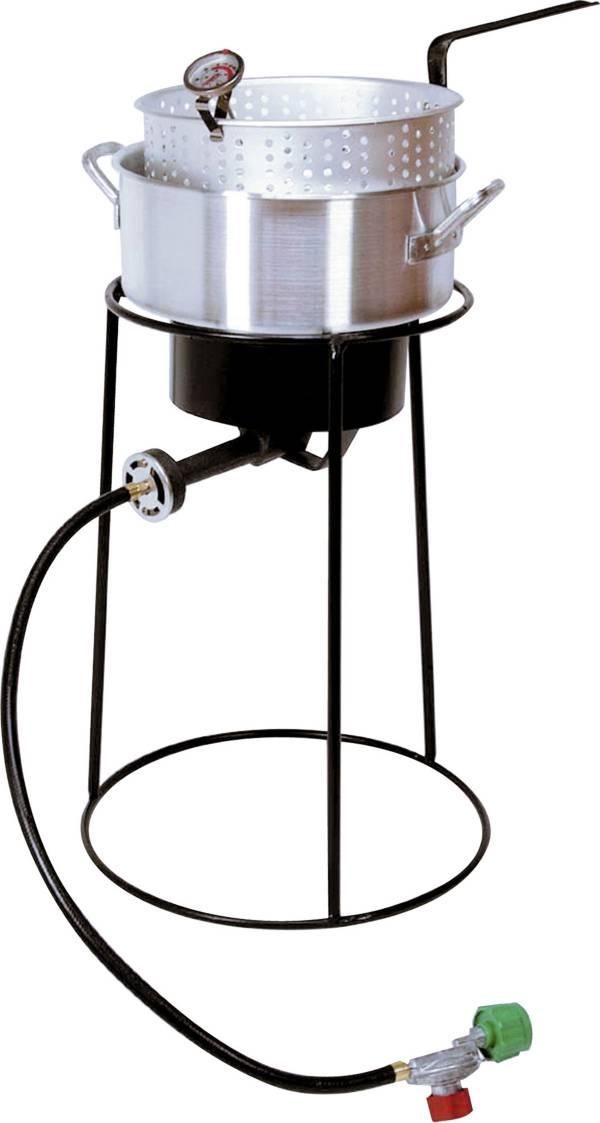 "King Kooker 20"" Fish Fryer Package with 10 Quart Aluminum Deep Fryer product image"