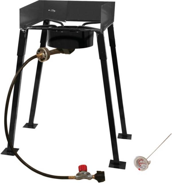 "King Kooker 25"" Rectangular Single Burner Camp Stove Package product image"