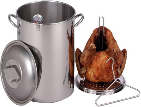 King Kooker 30 Quart Stainless Steel Turkey Pot Package product image