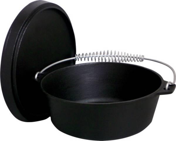 King Kooker 8 Quart Seasoned Cast Iron Dutch Oven product image