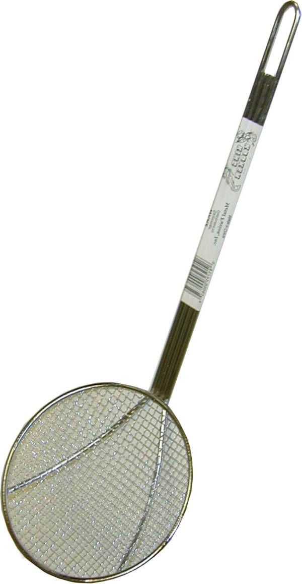 "King Kooker 20"" Heavy Duty Wire Mesh Skimmer with 6"" Bowl product image"