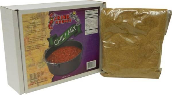 King Kooker Party-Size Chili Mix product image