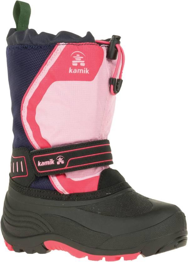 Kamik Kids' Snowcoast Insulated Waterproof Winter Boots product image