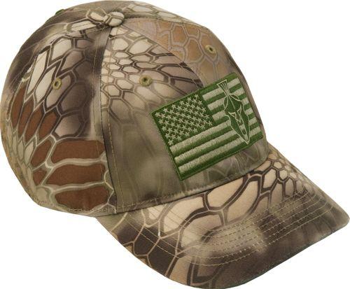 0337a35416bc5 Kryptek Men s American Flag Hat. noImageFound. 1