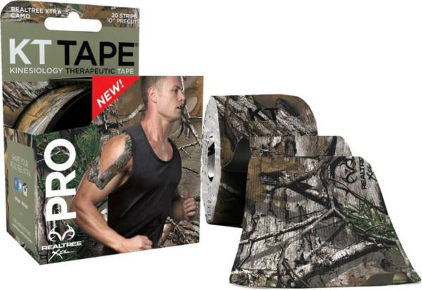 KT Tape PRO Limited Edition Realtree Xtra Camo Kinesiology Tape product image