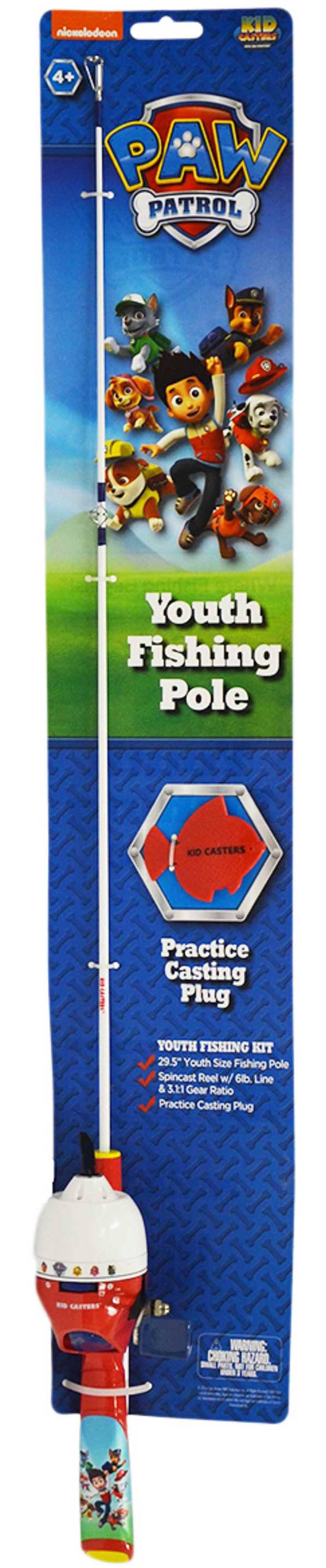 Lil' Anglers Paw Patrol Youth Fishing Kit product image