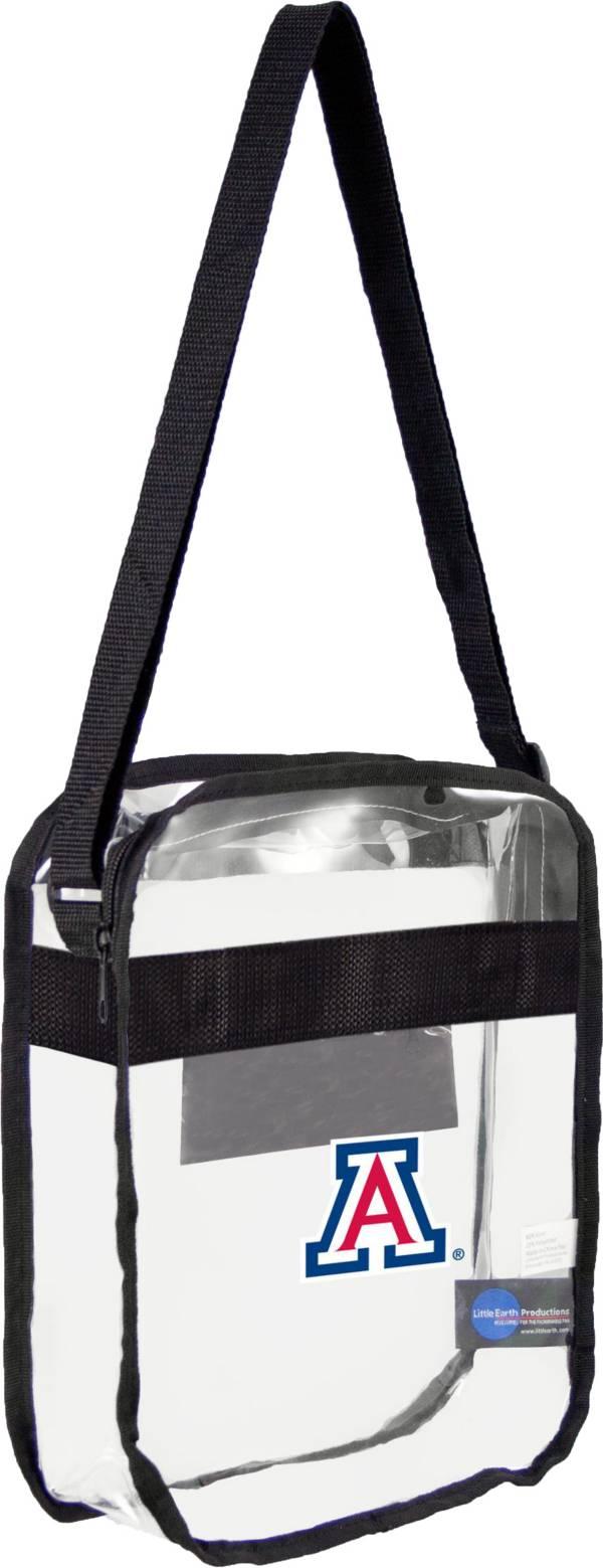 Arizona Wildcats Clear Crossbody Tote product image