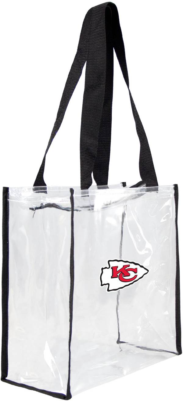 Little Earth Kansas City Chiefs Clear Stadium Bag product image