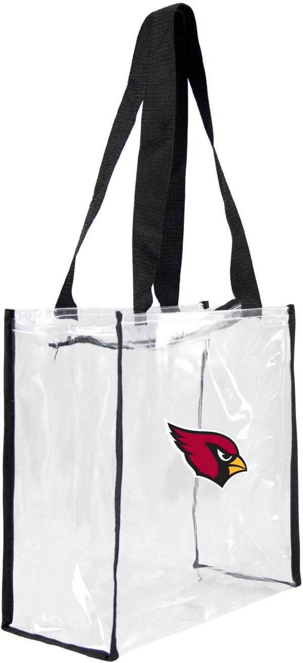 Little Earth Arizona Cardinals Clear Stadium Bag product image