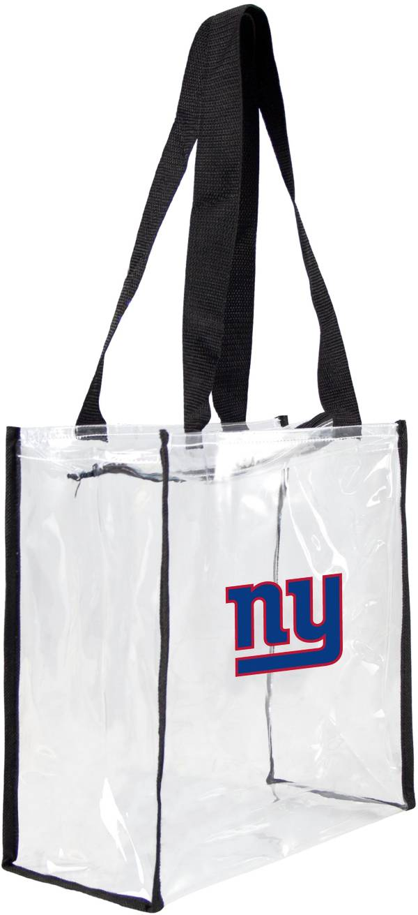 Little Earth New York Giants Clear Stadium Bag product image