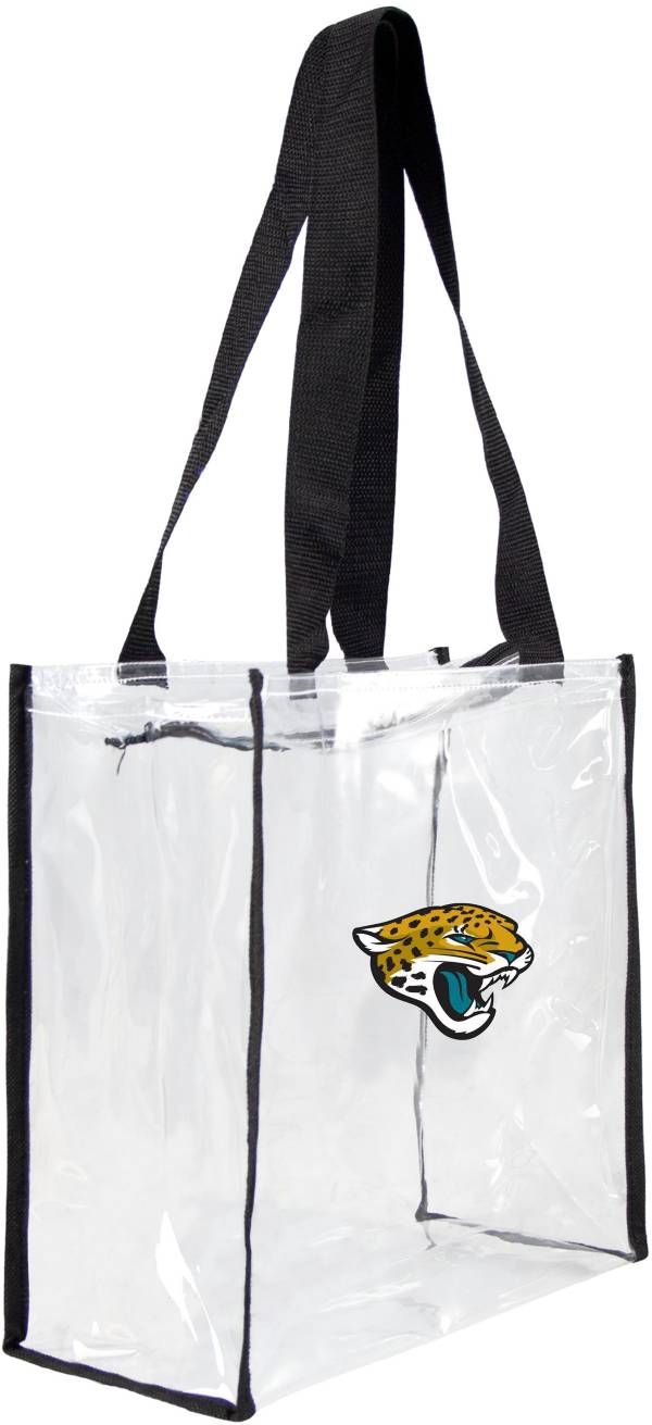 Little Earth Jacksonville Jaguars Clear Stadium Bag product image