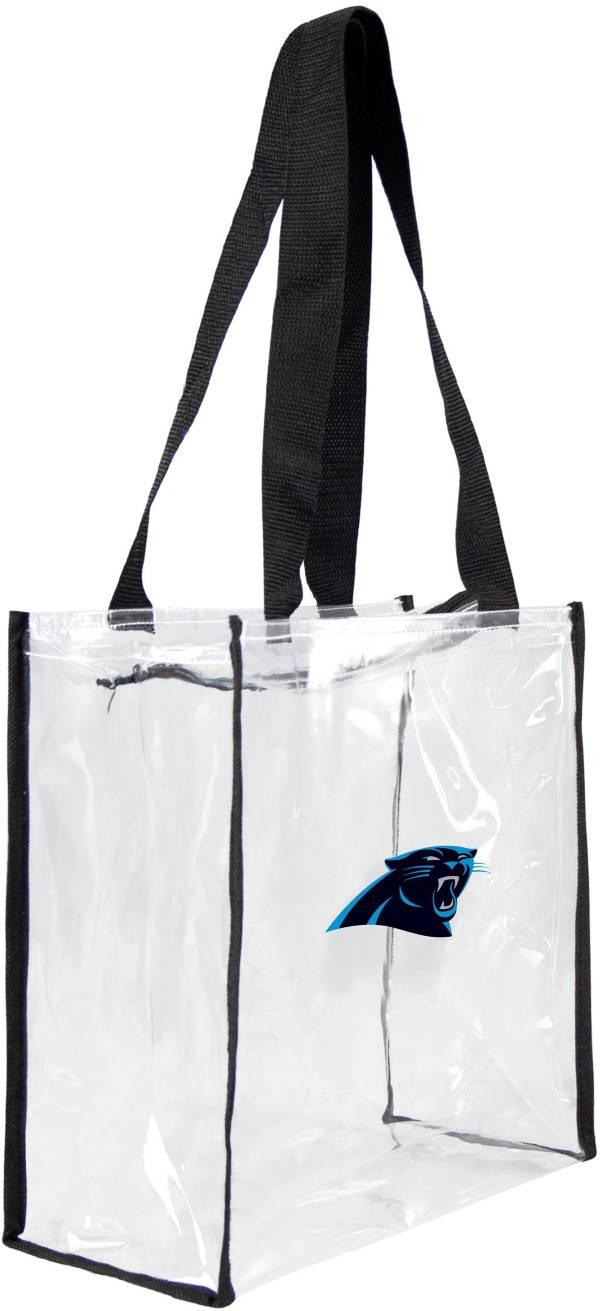 Little Earth Carolina Panthers Clear Stadium Bag product image