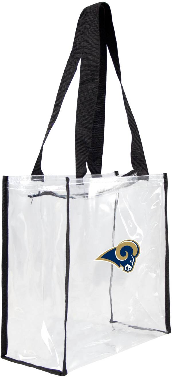 Little Earth Los Angeles Rams Clear Stadium Bag product image