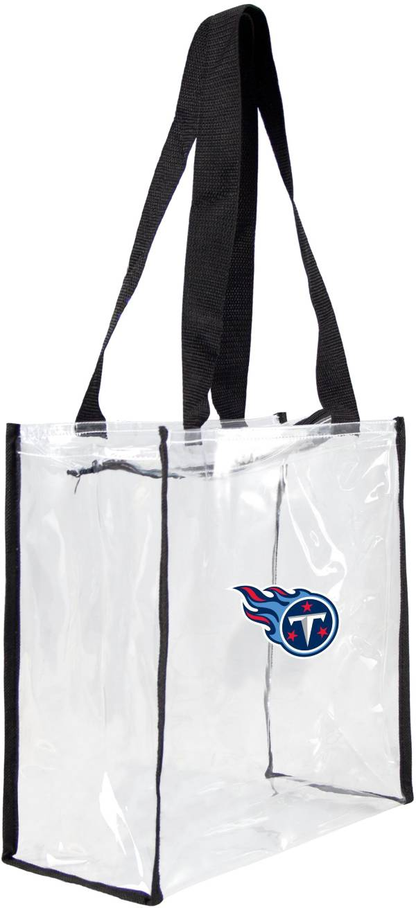 Little Earth Tennessee Titans Clear Stadium Bag product image