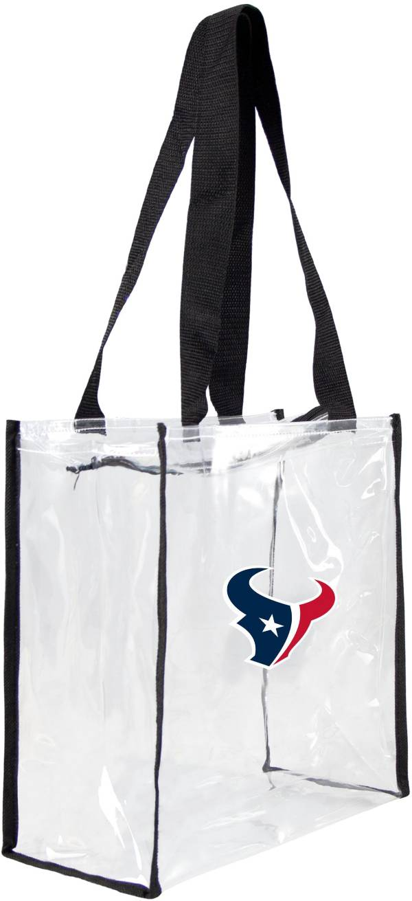 Little Earth Houston Texans Clear Stadium Bag product image