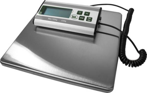LEM 330lb. Stainless Steel Digital Scale product image