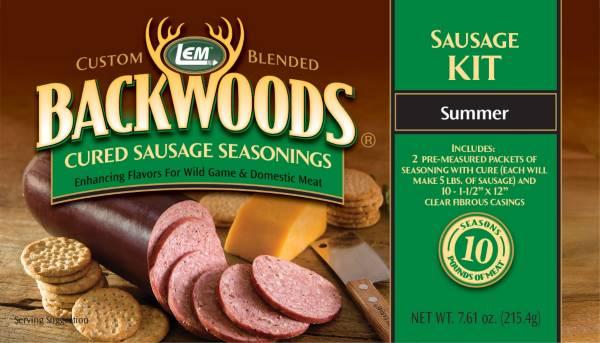 LEM Custom-Blended Backwoods Cured Summer Sausage Kit product image