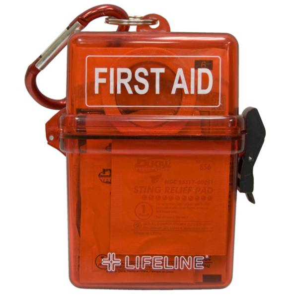 Lifeline First Aid Weather-Resistant First Aid Kit product image