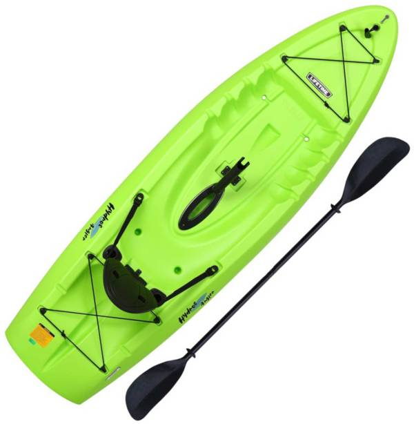 Lifetime Hydros 85 Angler Kayak with Paddle product image