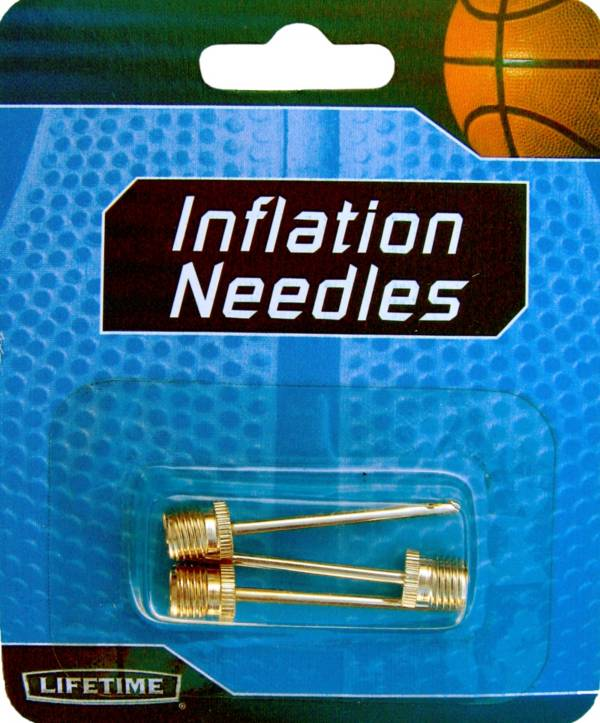 Lifetime 3 Pack Inflation Needles product image