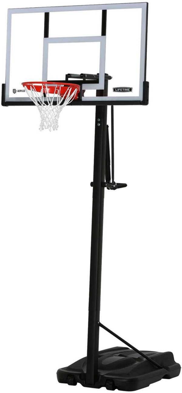 Lifetime 54'' Steel Framed Acrylic Portable Basketball Hoop product image