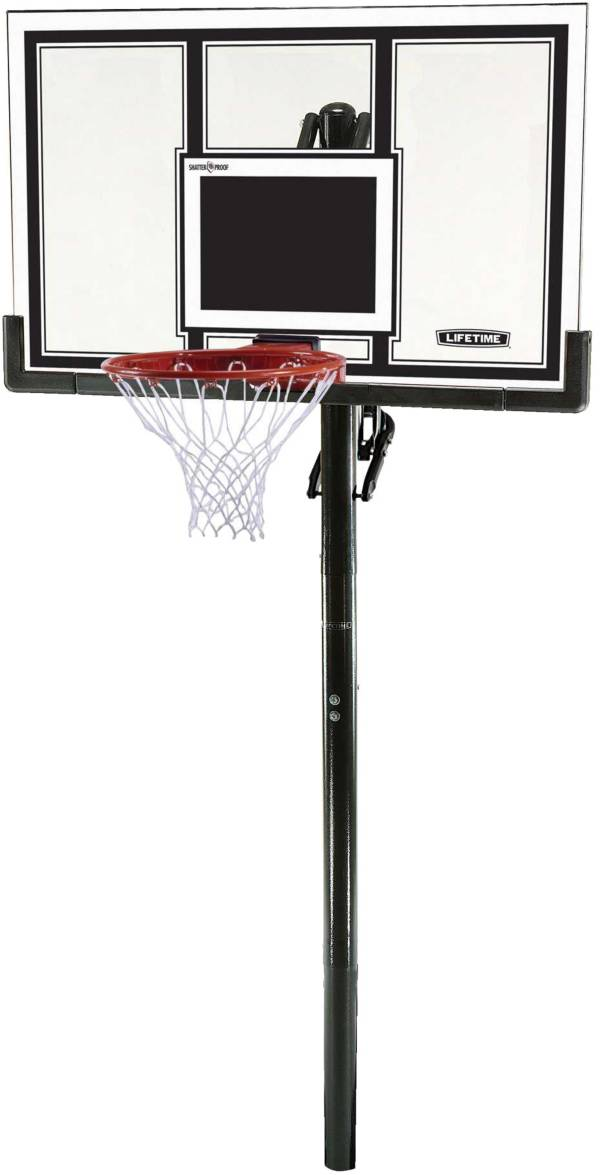 """Lifetime 54"""" In-Ground Basketball Hoop product image"""