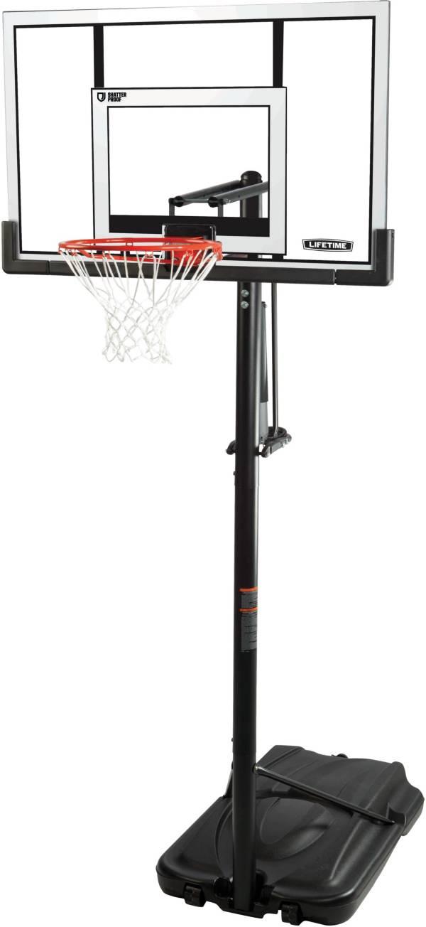 "Lifetime 52"" MVP Portable Basketball Hoop product image"
