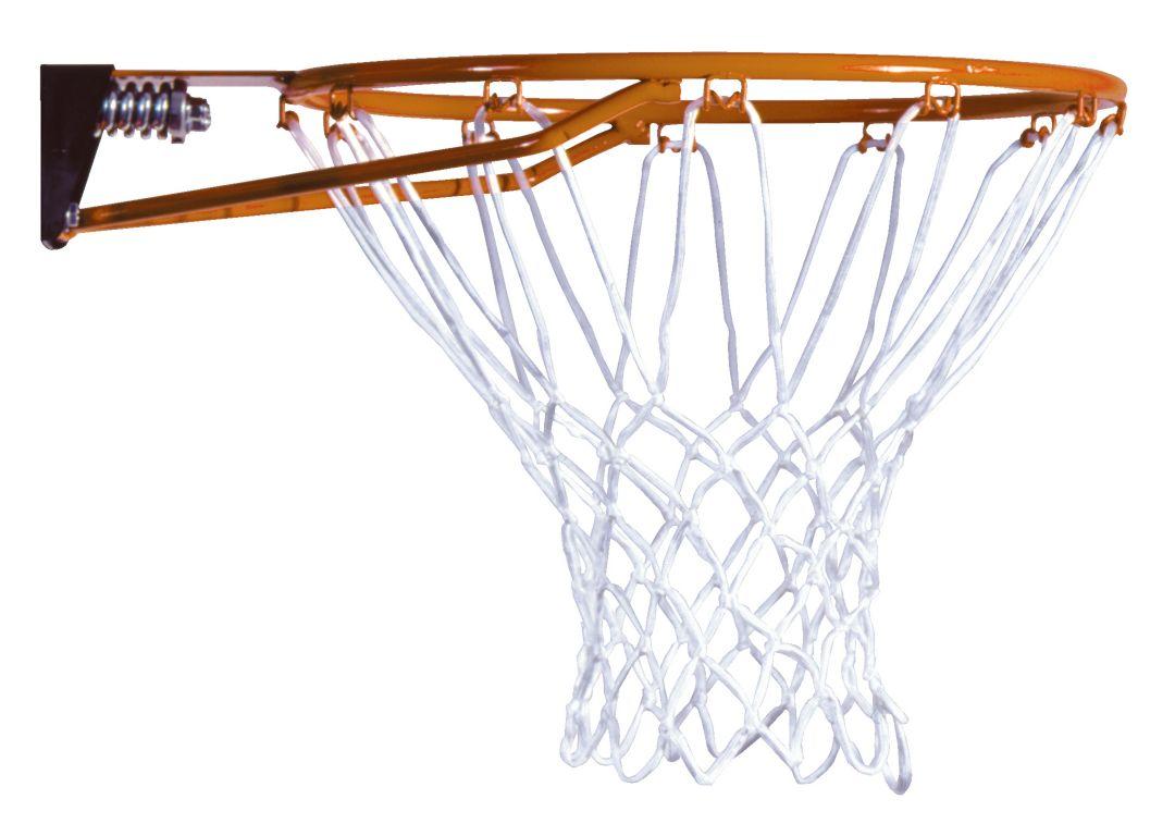 vidaXL Basketball Goal Hoop Basketball Net with Orange Rim Sporting Goods Netting