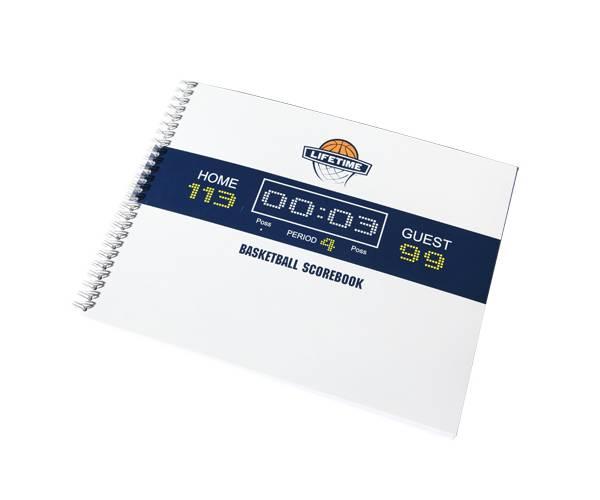 Lifetime Basketball Scorebook product image
