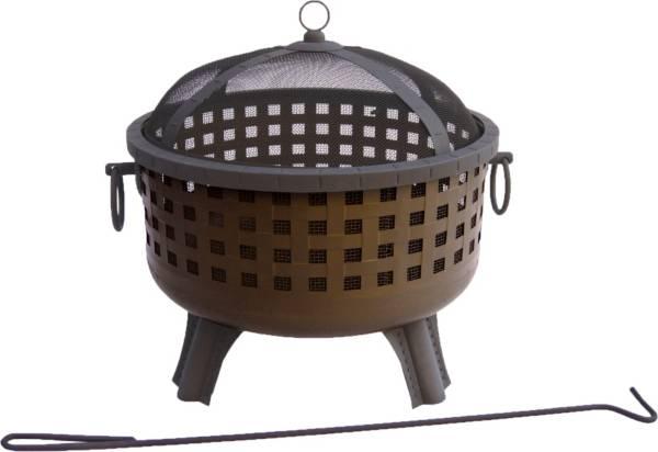 """Landmann Savannah 28.5"""" Antique Bronze Fire Pit product image"""