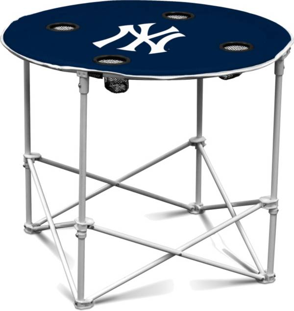 New York Yankees Portable Round Table product image