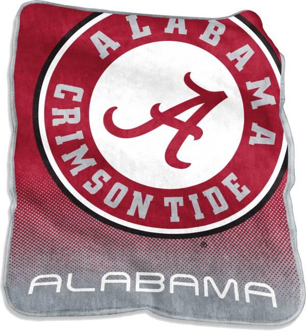 Alabama Crimson Tide Raschel Throw product image
