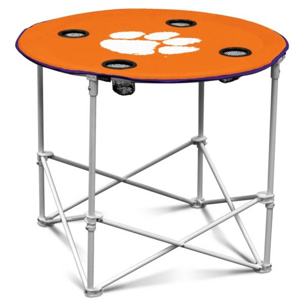Clemson Tigers Portable Round Table product image