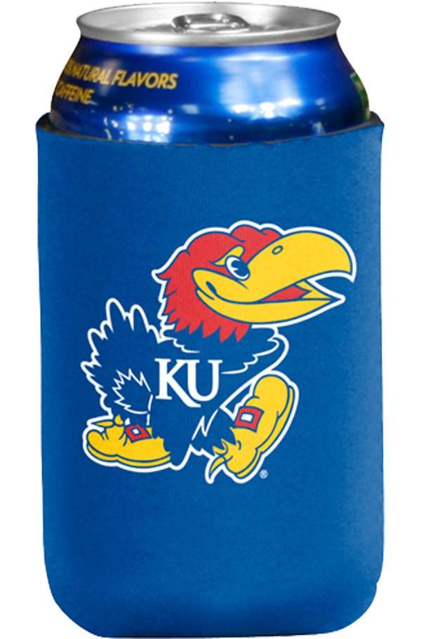 Kansas Jayhawks Flat Koozie product image