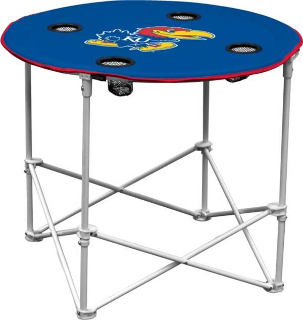 Kansas Jayhawks Round Table product image