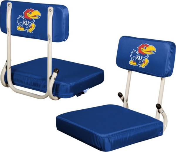 Kansas Jayhawks Hard Back Stadium Seat product image