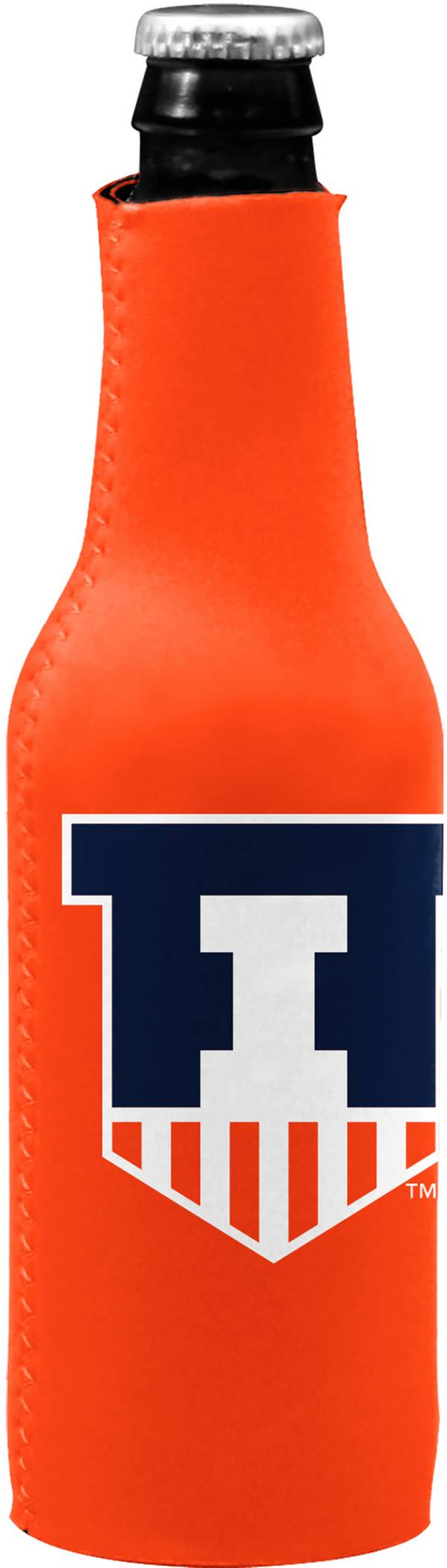 Illinois Fighting Illini Bottle Koozie product image