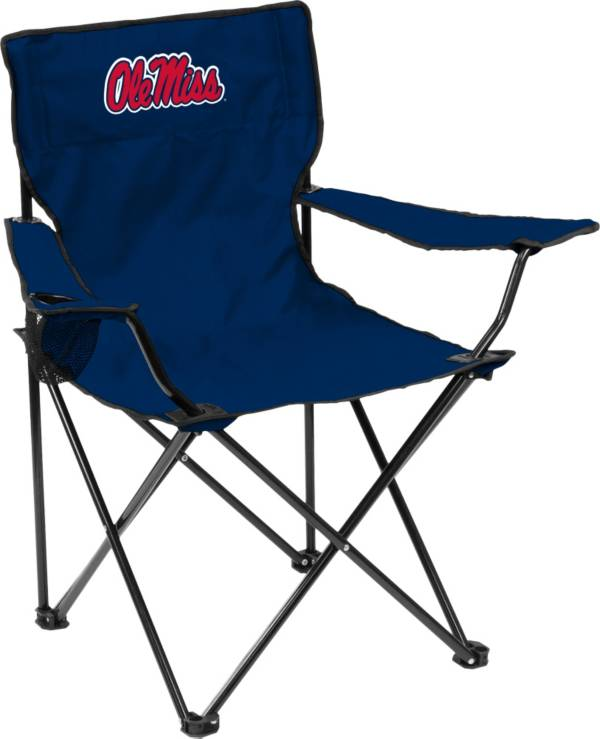 Ole Miss Rebels Team-Colored Canvas Chair product image