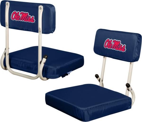 Ole Miss Rebels Hard Back Stadium Seat product image