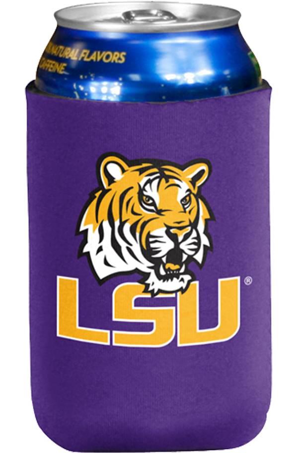 LSU Tigers Flat Koozie product image