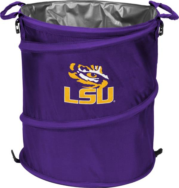 LSU Tigers Trash Can Cooler product image