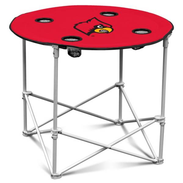 Louisville Cardinals Portable Round Table product image