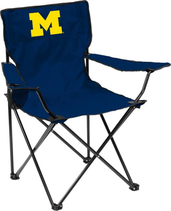 Michigan Wolverines Team-Colored Canvas Chair product image